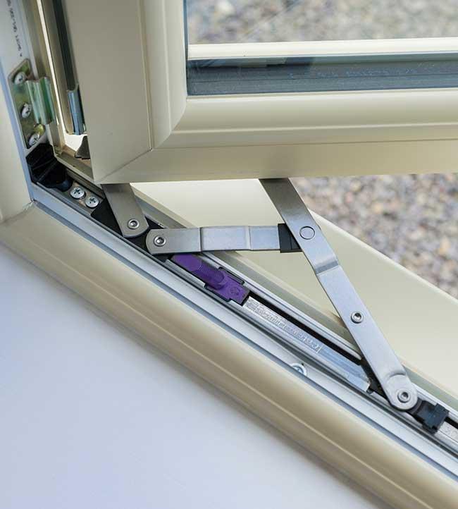 PVCu Windows