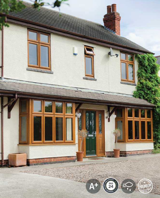 PVCu Widows, Doors and Conservatories - Perfect Windows of