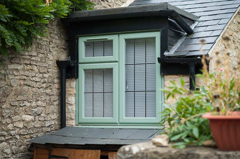 Chartwell Green Windows